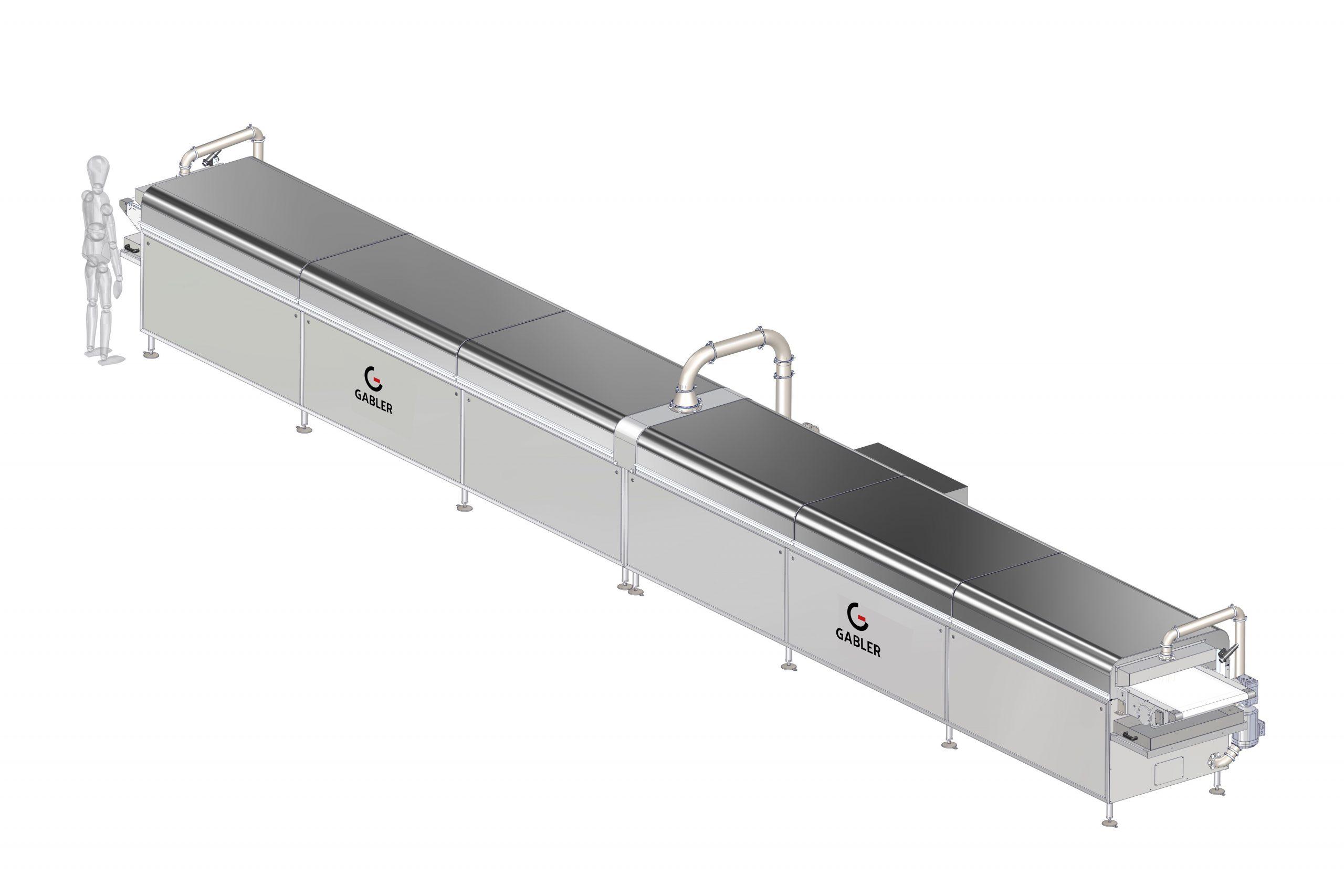 Gabler Kühltunnel Kühlsystem