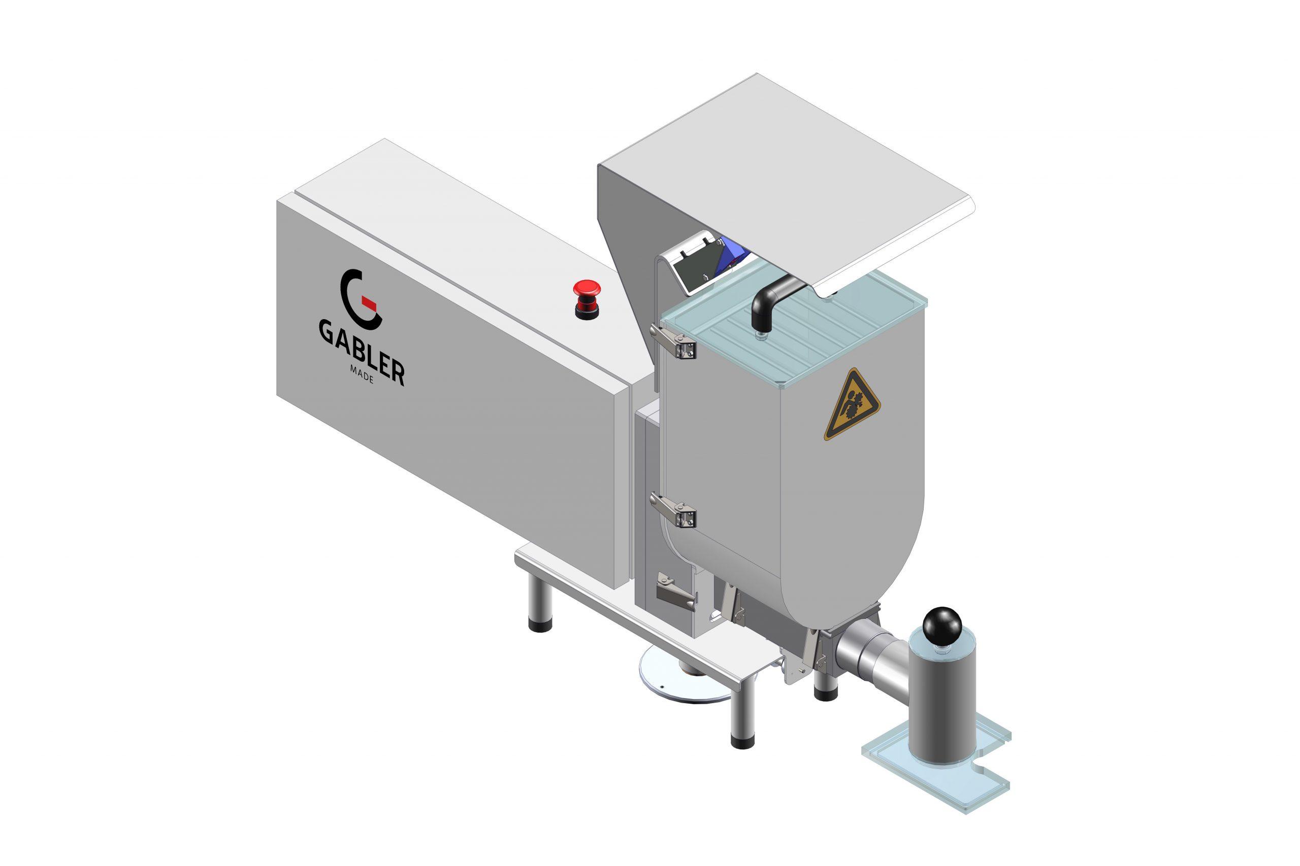 Gabler Dosiermaschine